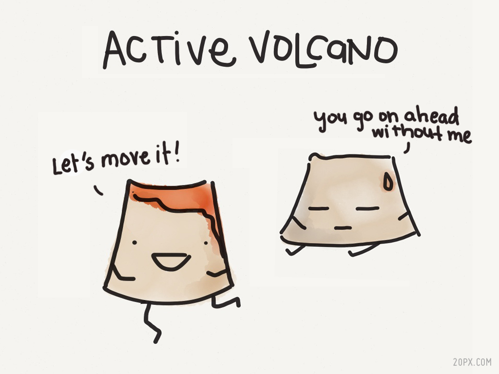 Active Volcano - Toodle - Submitted by Alex