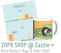20PX SHOP @ Zazzle